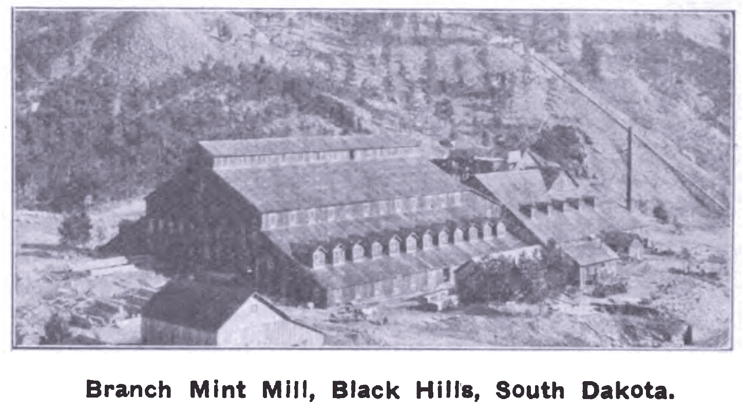 Branch Mint Mill